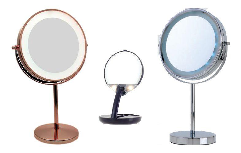 espejos de tocador y bolso