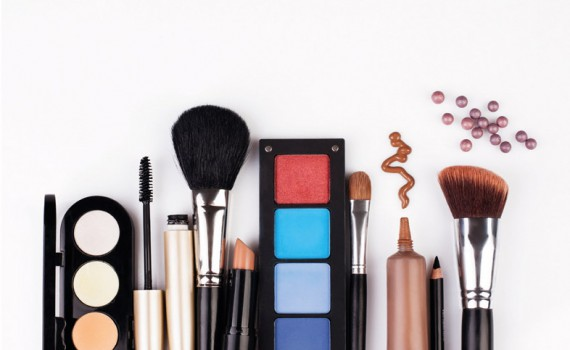 brochas y make up