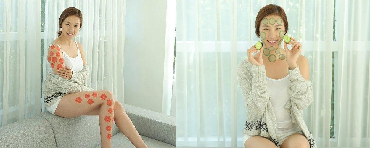 mascarillas coreanas faciales originales y divertidas para mujer de la marca Kokostar